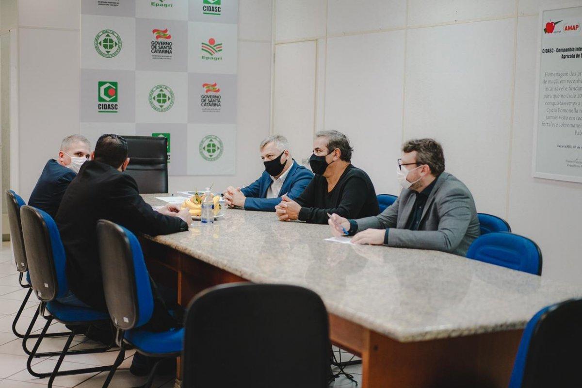 SindaspiSC participa da primeira reunião de negociação do ACT 2021/2022 das Empresas Públicas da Agricultura - SINDASPI-SC